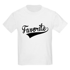 Favorite, Retro, T-Shirt