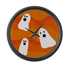 Halloween Large Wall Clock