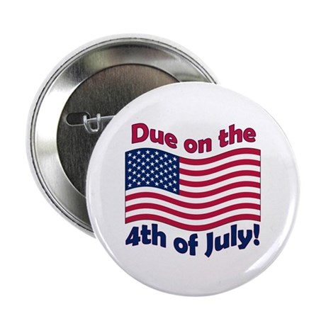 "Due in July 2.25"" Button (10 pack)"