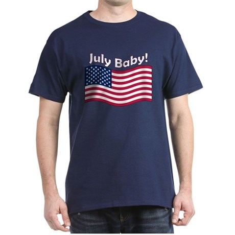 July Baby Dark T-Shirt