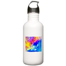 Beautiful weather Water Bottle