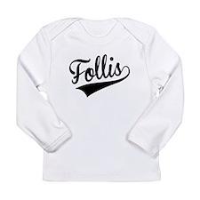 Follis, Retro, Long Sleeve T-Shirt