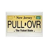Pull Over Rectangle Magnet (10 pack)