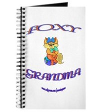 Foxy Grandma Journal