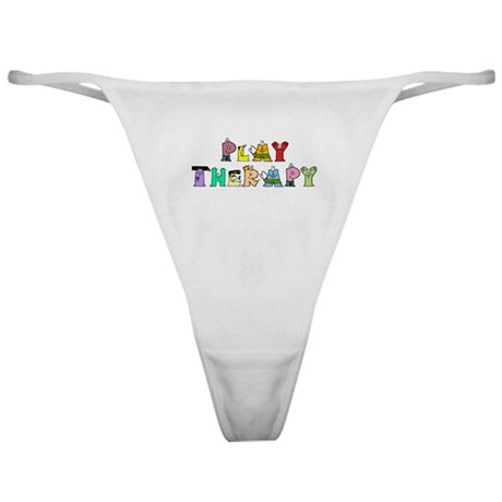 Play Therapy Classic Thong