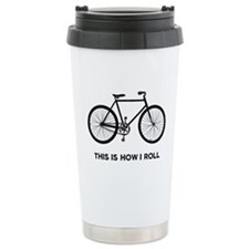 Unique Bicycle Thermos Mug