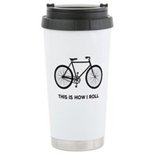 Unique Cycle Travel Mug
