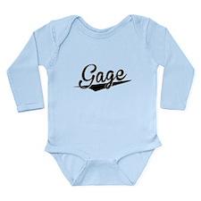 Gage, Retro, Body Suit