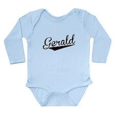Gerald, Retro, Body Suit