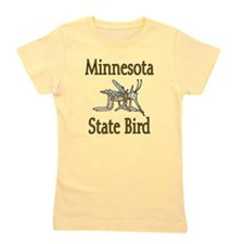 Minnesota State Bird Girl's Tee