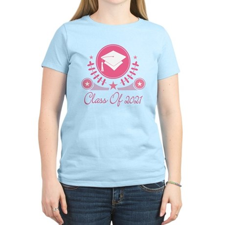 Class of 2021 Women's Light T-Shirt