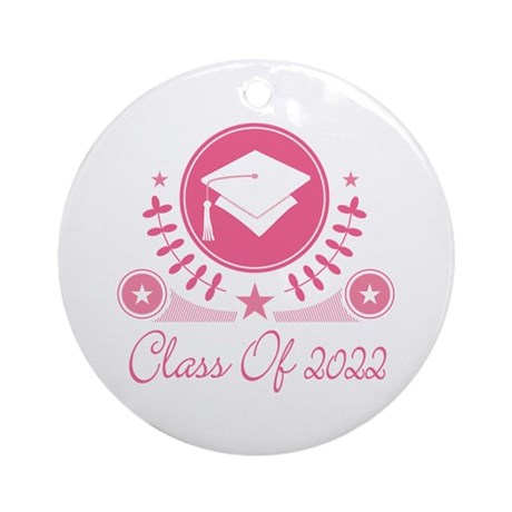 Class of 2022 Ornament (Round)