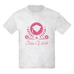 Class of 2024 Kids Light T-Shirt