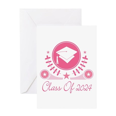 Class of 2024 Greeting Card