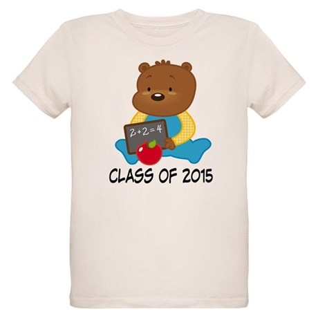 class of 2015 Organic Kids T-Shirt