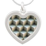 Ambient Cubes Necklaces