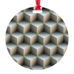 Ambient Cubes Ornament