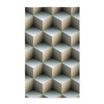 Ambient Cubes 3'x5' Area Rug