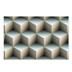 Ambient Cubes Postcards (Package of 8)