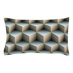 Ambient Cubes Pillow Case