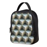 Ambient Cubes Neoprene Lunch Bag