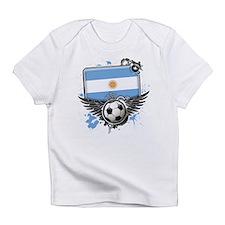 Soccer fans Argentina Infant T-Shirt