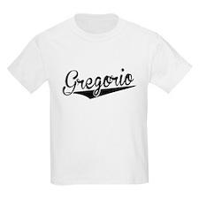 Gregorio, Retro, T-Shirt