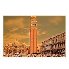 Vintage Venice Postcards (Package of 8)