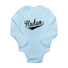 Haden, Retro, Body Suit