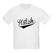 Hatch, Retro, T-Shirt
