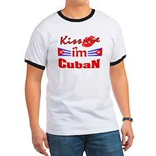 Kiss me i'm Cuban T