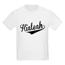 Hialeah, Retro, T-Shirt