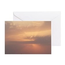 nature sunshine Greeting Card