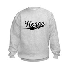 Hogge, Retro, Sweatshirt