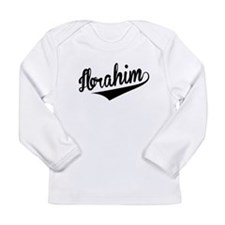 Ibrahim, Retro, Long Sleeve T-Shirt