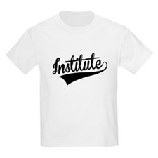 Institute, Retro, T-Shirt