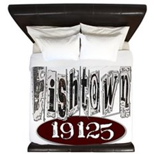 Unique Philadelphia Fishtown King Duvet