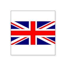 """Unique England designs Square Sticker 3"""" x 3"""""""