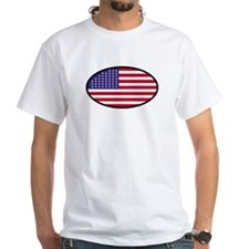 Star Spangled Oval Shirt