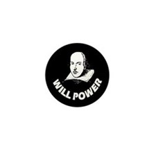 Will Power Mini Button