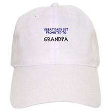 Great dads promoted Baseball Cap