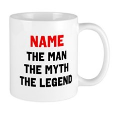 Many Myth Legend Small Mug