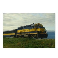 Choo Choo Alaska Postcards (Package of 8)