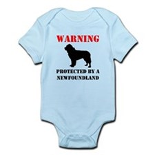 Protected By A Newfoundland Body Suit