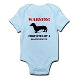 Dachshunds Bodysuits