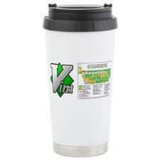 Unique Vi Travel Mug