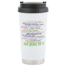 Cute Prayer Travel Mug