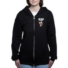 Big Sur, California Women's Zip Hoodie