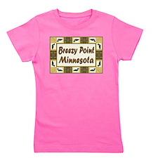 Breezy Point Loons.jpg Girl's Tee