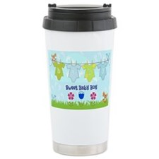 Sweet Baby Boy Travel Mug